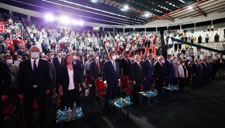 BAŞKAN RIZA AKPOLAT HACI BEKTAŞ VELİ ANMA TÖRENLERİNE KATILDI